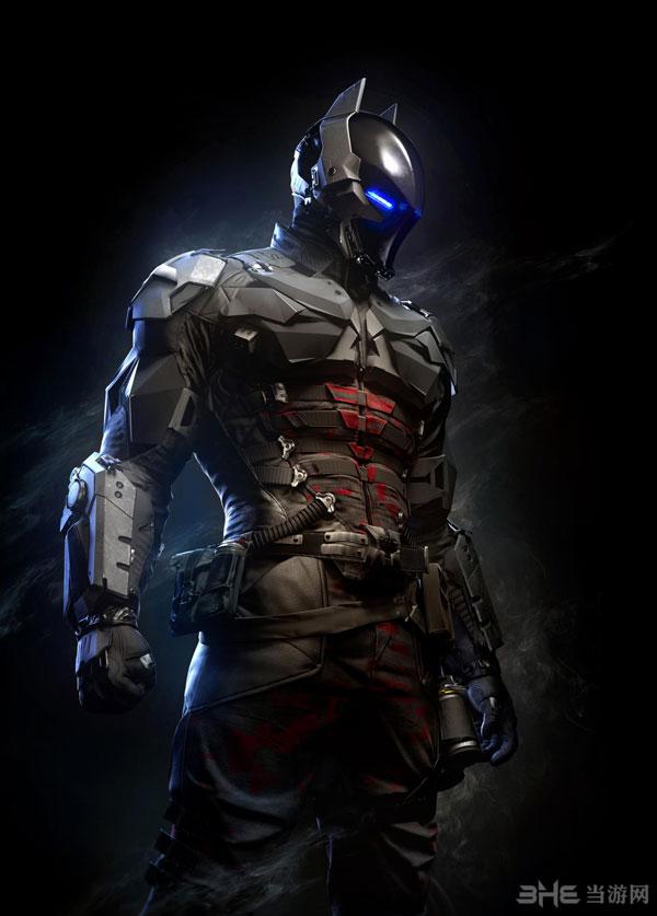蝙蝠侠阿卡姆骑士最新截图1