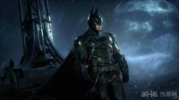 蝙蝠侠阿卡姆骑士最新截图3