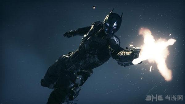 蝙蝠侠阿卡姆骑士最新截图2