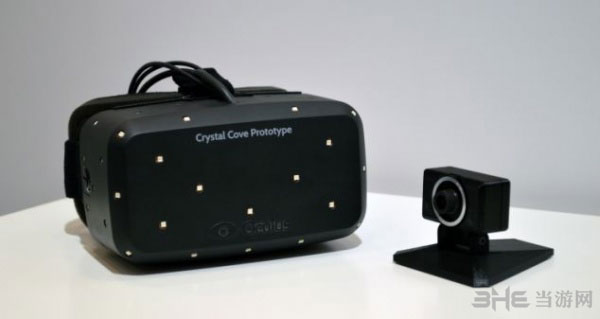PS4头戴显示器或将推出 oculus rift头戴显示器令人惊艳3