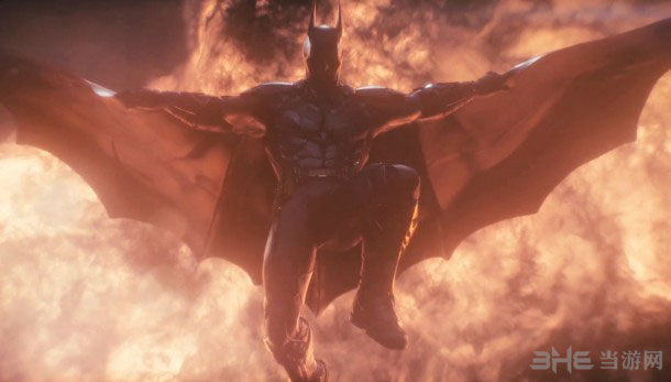 蝙蝠侠阿卡姆骑士截图