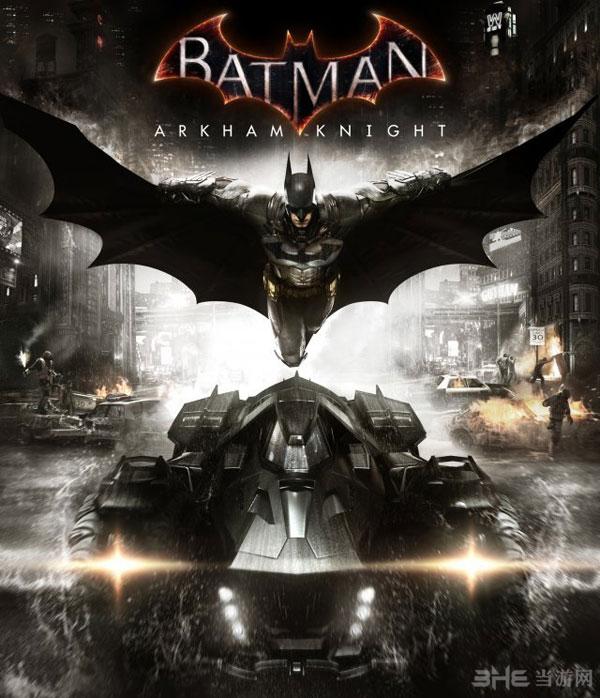 蝙蝠侠阿卡姆骑士游戏前瞻