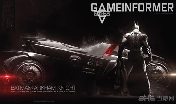 蝙蝠侠阿卡姆骑士前瞻2