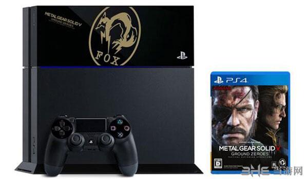 合金装备5 原爆点限定版PS4
