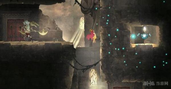 光之子游戏预告视频截图2