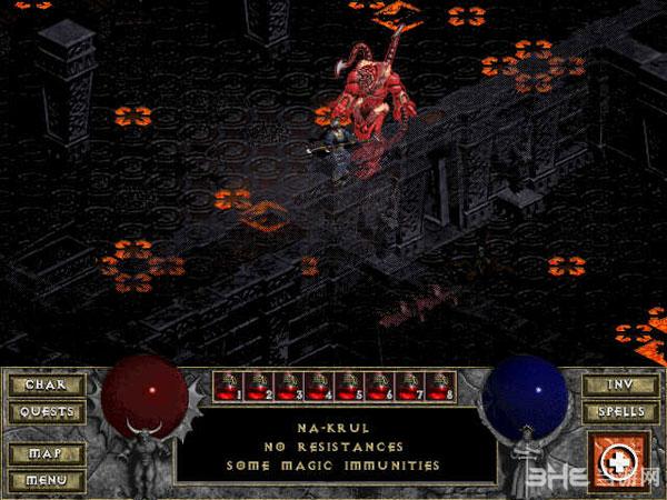 暗黑死亡神1绝境秘籍大全破坏攻略图片