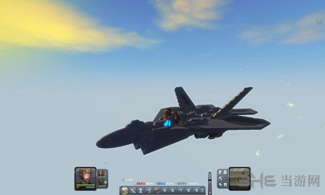 星球探险家f22猛禽战斗机mod