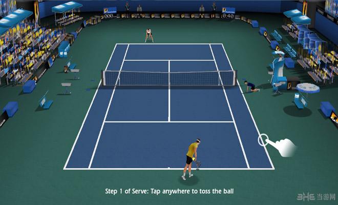 指尖网球电脑版截图2