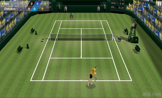 指尖网球电脑版截图4