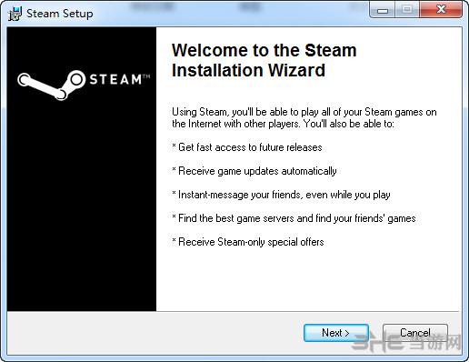 Steam游戏平台客户端截图0
