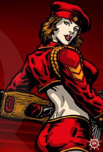 红色警戒3壁纸大全 最新高清游戏壁纸