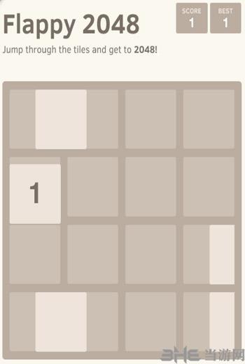 Flappy 2048电脑版截图1