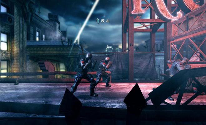 蝙蝠侠:阿卡姆起源黑门截图4