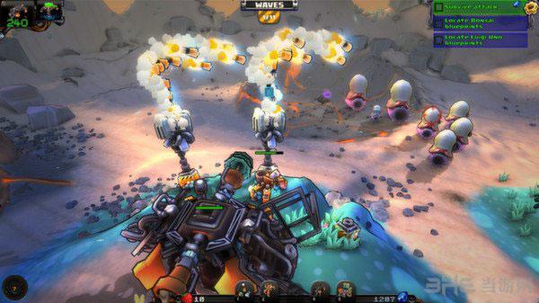 2014年4月pc单机游戏发售表-机器人组装炮塔