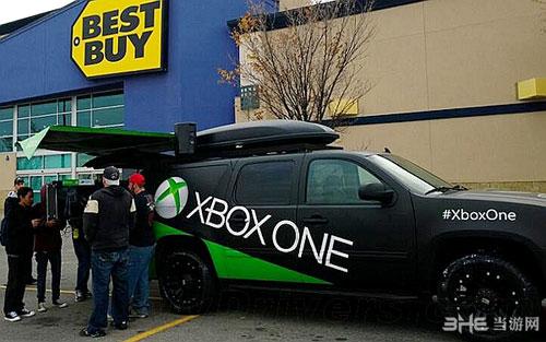微软公布Xbox One销量