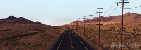 美国卡车模拟游戏截图2