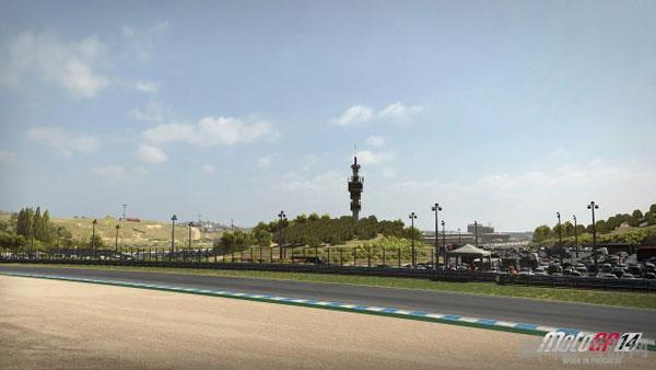 MotoGP14游戏截图3