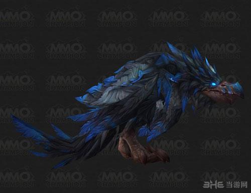 魔兽世界6.0德拉诺之王——乌鸦之神