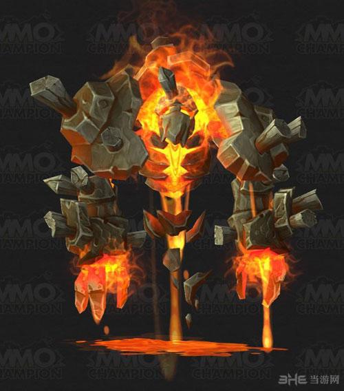 魔兽世界6.0德拉诺之王——元素生物