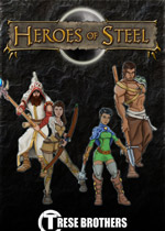 钢铁英雄(Heroes of Steel)集成1-2章破解版v4.1.37
