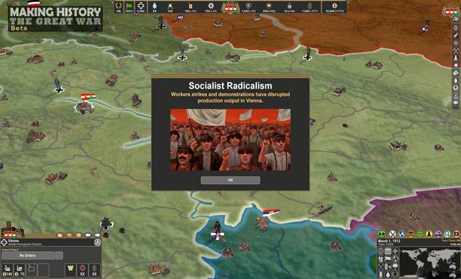 创造历史:伟大战争截图3