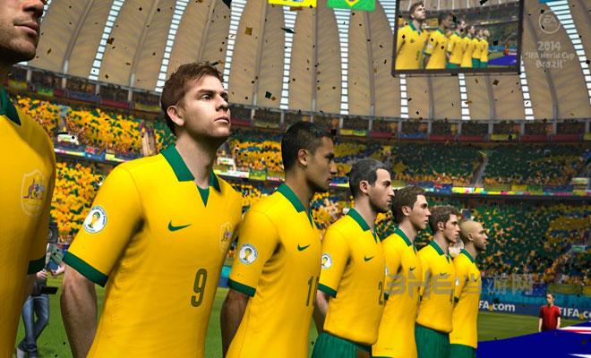 FIFA2014巴西世界杯截图3