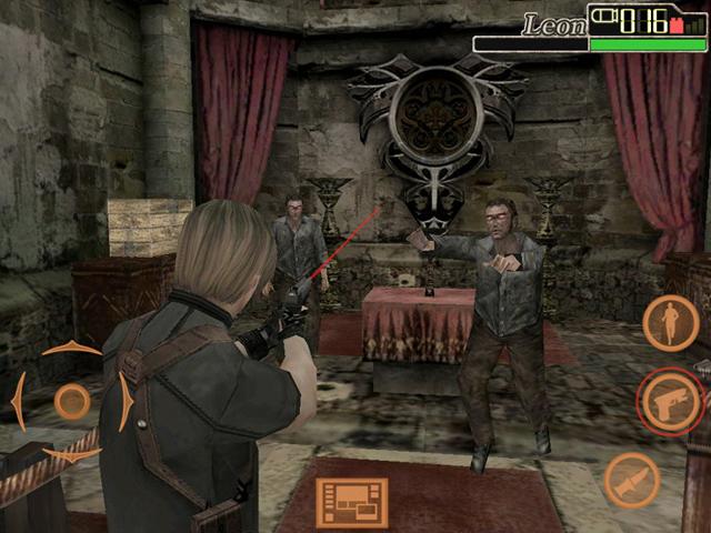 生化危机4游戏截图欣赏 复古画面令人难忘