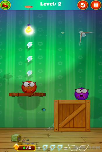 小怪物吃灯泡电脑版截图2