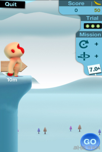 咚咚跳水电脑版截图1