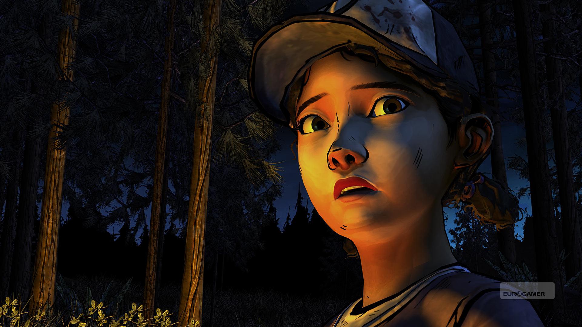 行尸走肉第二季游戏截图 黑暗中如何生存
