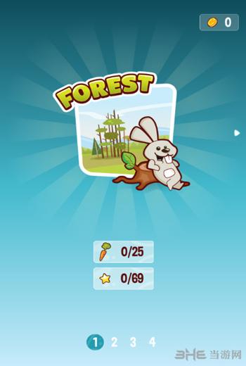 饥饿的兔子电脑版截图1