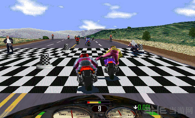暴力摩托2004