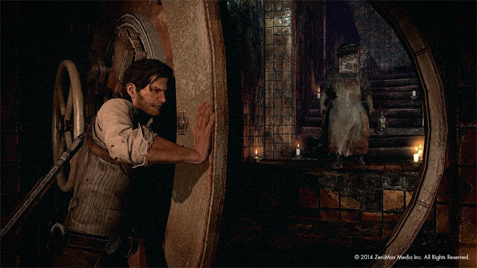 恶灵附身最新游戏图片曝光 一些阴谋正在展