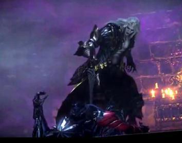 恶魔城暗影之王2dlc启示录全剧情视频攻略 阿鲁卡多现身