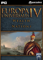 欧陆风云4:国富论(Europa Universalis IV: Wealth of Nations)破解版