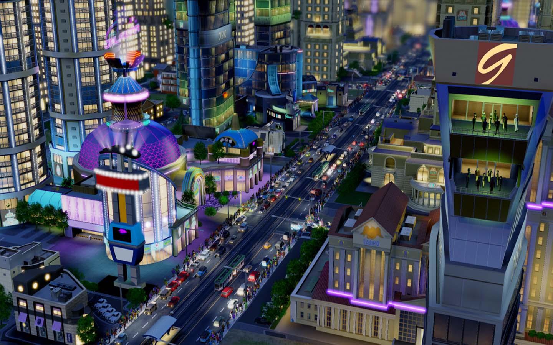 模拟城市5最新高清壁纸 美到令人窒息(1/6)