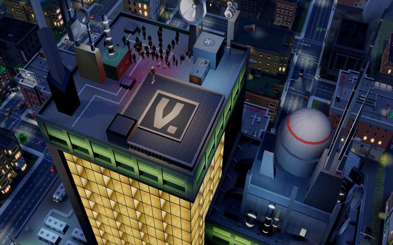 模拟城市5最新高清壁纸