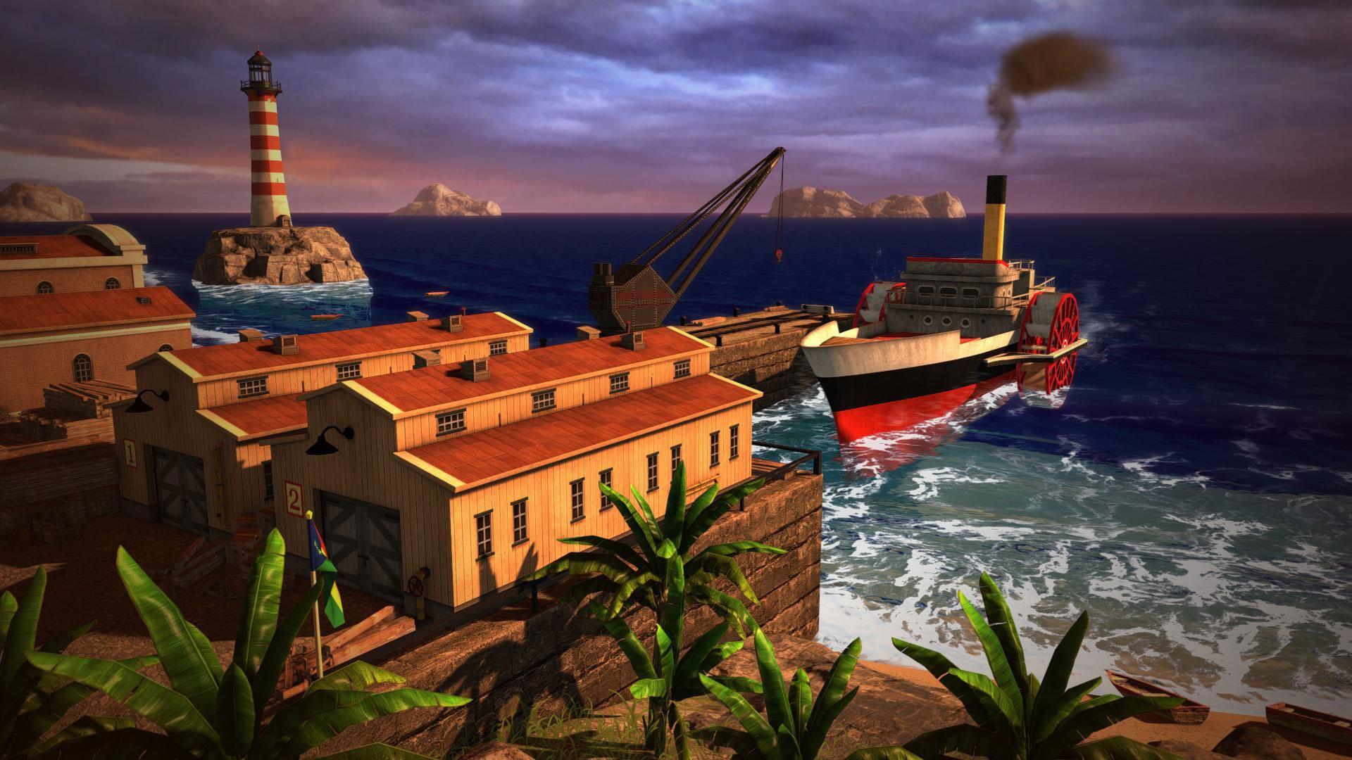 海岛大亨5高清游戏壁纸