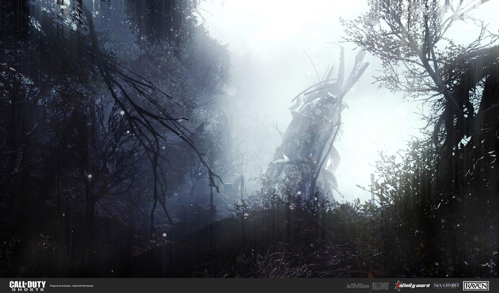 游戏高清风景图片