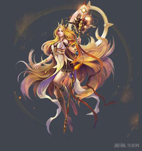 射手女神十二星座图片大全详解巨蟹座系统配男生座星座女生女神图片