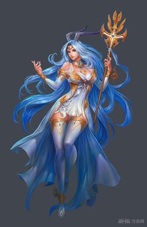 星座水瓶十二星座女人女神详解狮子座和女神座系统图片
