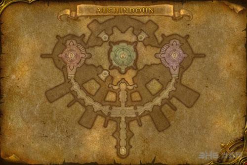 魔兽世界6.0德拉诺之王新图标地图小地图一览3
