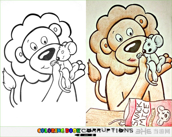 儿童图画书原本是最天真最能让孩子们发挥艺术细胞的东西,然而,这个