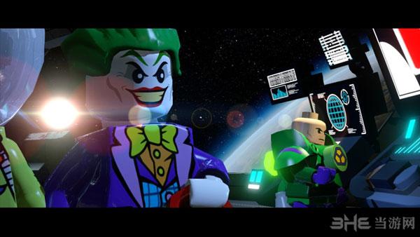 乐高蝙蝠侠3游戏截图2
