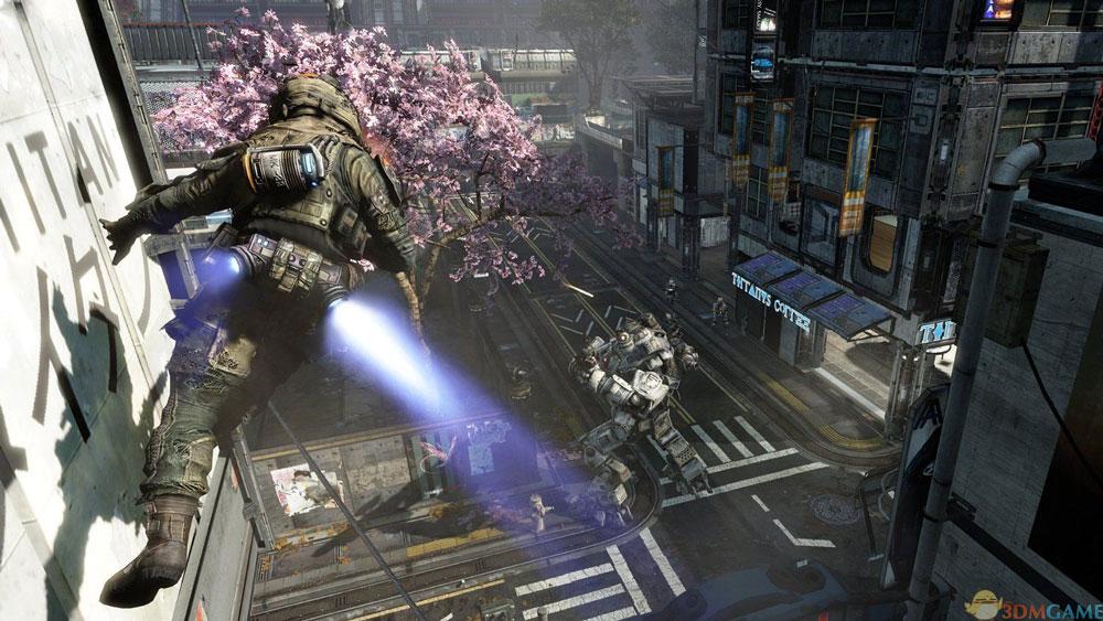 泰坦陨落最新游戏截图 超清画质令人应不暇