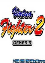 VR�鹗�2(Virtua Fighter 2)MD版