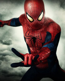 神奇蜘蛛侠2海报