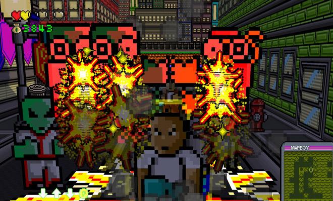自由英雄:深红城危机截图3