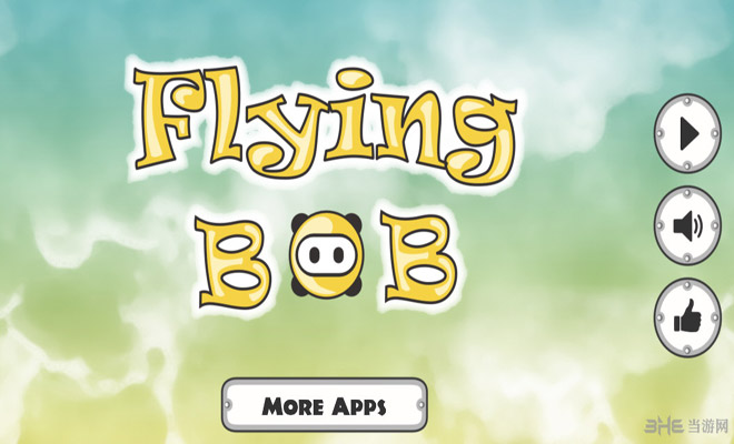 飞翔的小球电脑版截图0