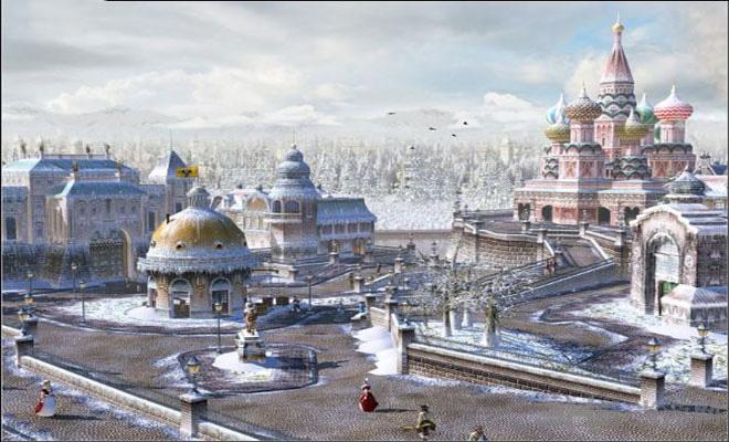 帝国时代3完全珍藏版